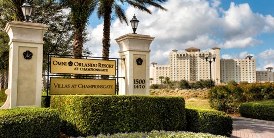 Omni Orlando Resort at ChampionsGate and Villas at ChampionsGate