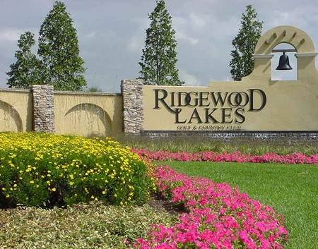 Ridgewood lakes