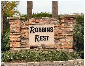 Robbins rest