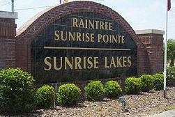Raintree Sunrise Pointe, Sunrise Lakes