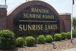 Raintree Sunrise Pointe, Sunrise Lakes