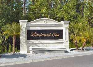 Winward cay