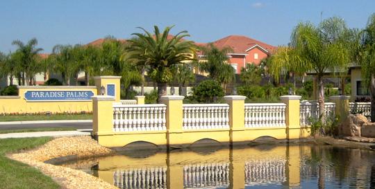 Paradise Palms   Orlando Vacation Homes   Jay Wells Vacation Homes