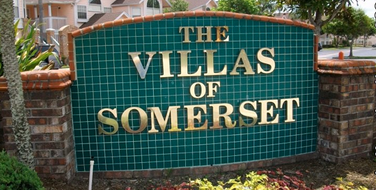 Villas of Somerset