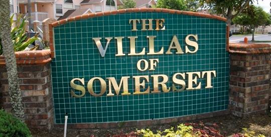 Villas of Somerset