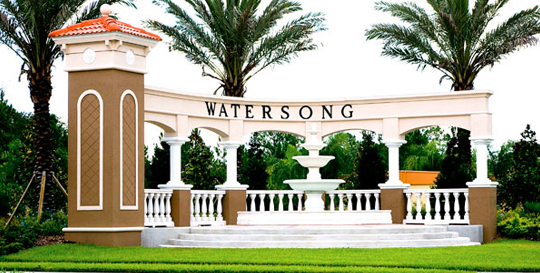 Watersong | Orlando Vacation Homes | Jay Wells Vacation Homes