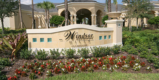Windsor Hills Clubhouse