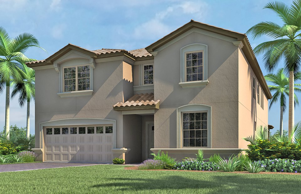 The Clearwater | Windsor at Westside | Orlando Vacation Homes Near Disney
