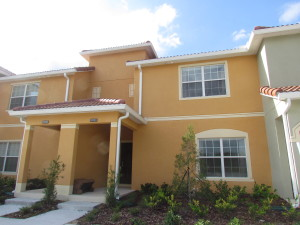 Sabal Palm Model Front Exterior at Storey Lake