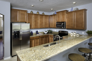 Turnberry Model Kitchen at ChampionsGate