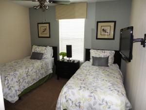 Majesty Palm Model Bedroom at Storey Lake