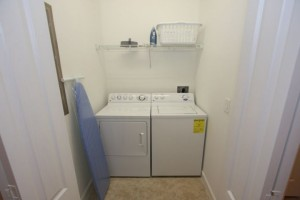 Royale Palm Model Laundry Room at Storey Lake