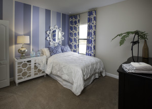 Sand Dollar Model Bedroom at ChampionsGate