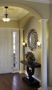 Stockton Grande Model Foyer at ChampionsGate